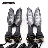 LED Turn Signal Indicator Light For KAWASAKI Z1000 Z900 Z800 Z750 Z650 Z300 Z400 Z250 Z125 Motorcycle Accessories Blinker Lamp