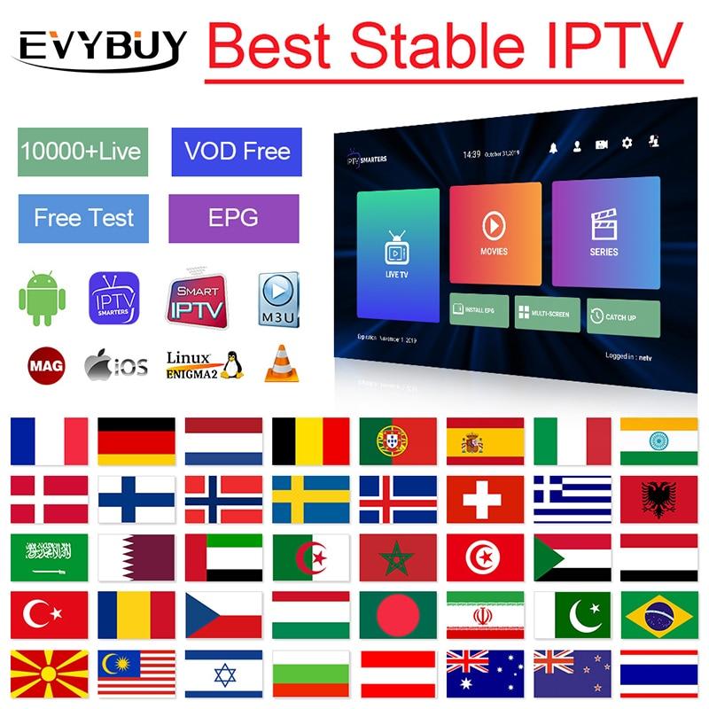 List IPTV Spain M3u Smart IPTV Subscription Greece Netherland Albania Europe Spain IPTV Poland Portugal Nordic Denmark Norway 4K