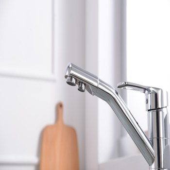 Chrome Tall Basin Sink Faucet Slim Bathroom Washbasin Water Mixer Tap Hot Cold Water Basin Crane Tap Bathroom Tap bathroom glass faucet chrome orb brush finished hot and cold water basin faucet single handle tall mixer tap