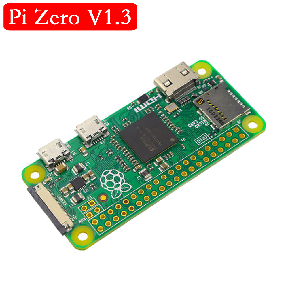 Original Raspberry Pi Zero V 1.3 Board With 1GHz CPU 512MB RAM Raspberry Pi Zero 1.3 Version