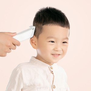 Image 2 - Enchen cortadora de pelo Youpin Boost eléctrica USB, dos velocidades, cerámica, carga rápida, para niños