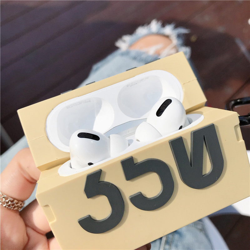 airpods case yeezy box