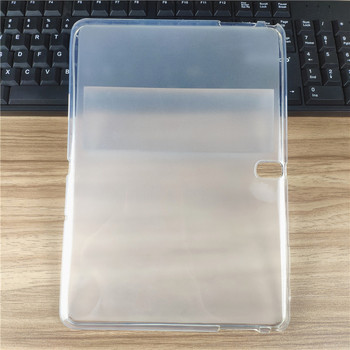 SM-P600/P601 Case Voor Samsung Galaxy Note 2014 Edition 10.1 P600 P601 P605 Transparante Zachte Siliconen Tpu Bescherming Cover case