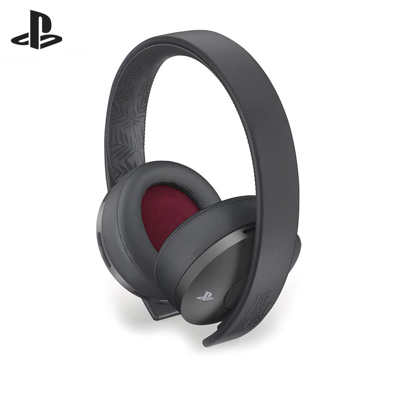 Гарнитура беспроводная TLOU2 Limited Edition для PS4 (Gold Wireless Headset TLOU2: CUHYA-0080: SCEE)