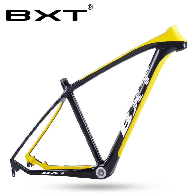 T800 Carbon Mtb Frame 29er Full Carbon Mountain Bike Frame Whit Headset 15.5 17.5 19 20.5inch Disc Thru Axle MTB Bicycle Frame