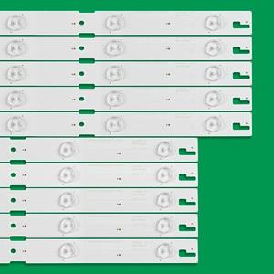 Image 2 - New 10PCS LED Backlight Strip For SAM SUNG ZLE60600 AB 43GFB6627 2015ARC430_3228_R04 L05_REV1.0_150716 LM41 00174A LM41 00173A