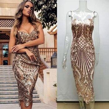 YIDINGZS Off Shoulder Elegant Short Sequin Evening Dress YD2942