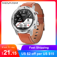 MAFAM DT78 Smart Watch Men Women Smartwatch Bracelet Fitness Activity Tracker Wearable Devices Waterproof Heart Rate Monitor