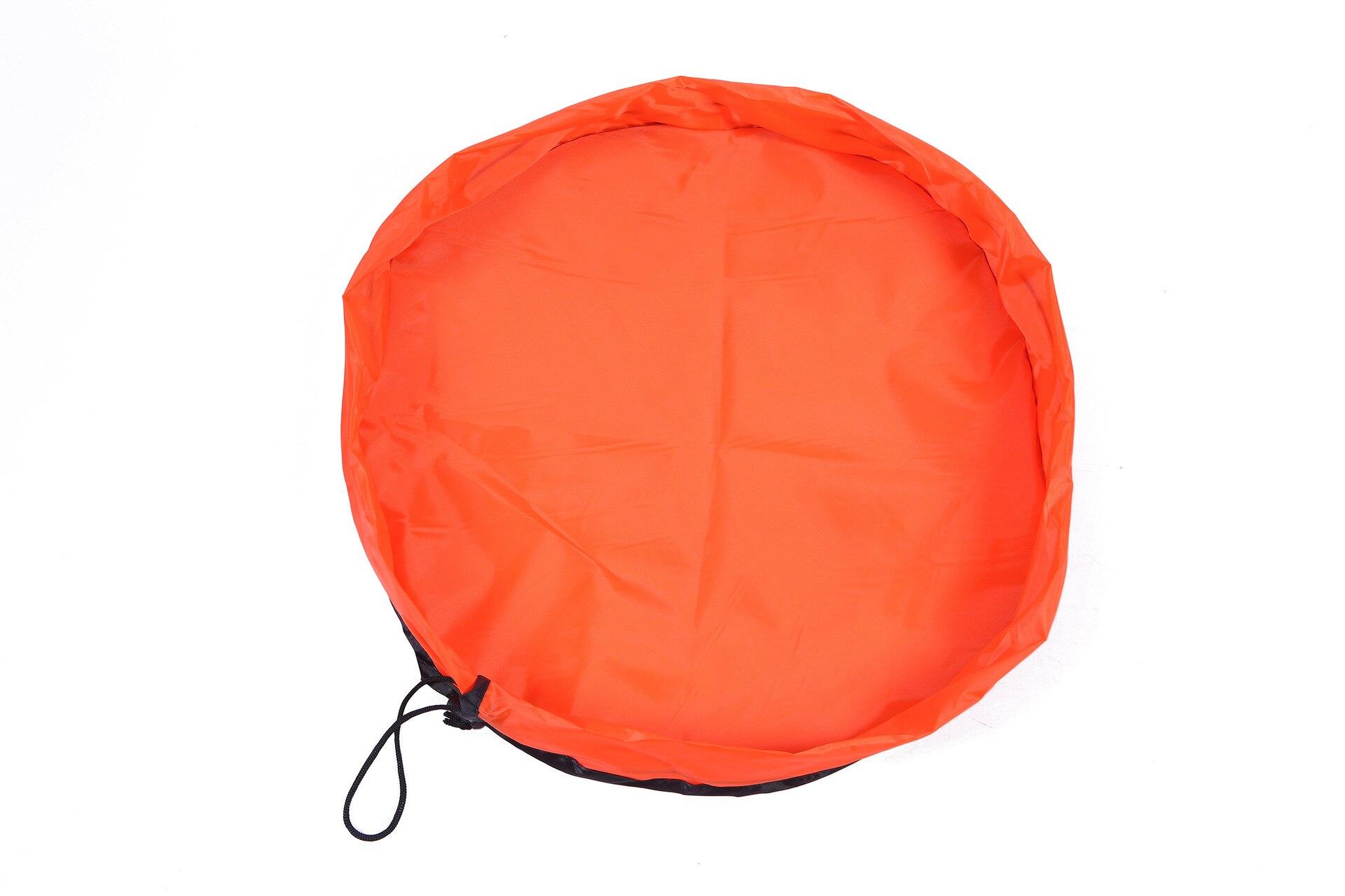 Hd67f0c54f66b4778b77b40b8df348a41s 2020 Multifunctional baby toy fast storage bag play mat outdoor children's waterproof toy mat beam storage bag beach mat