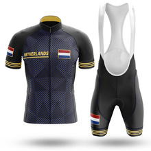 New  2020 Holland cycling clothing, professional team, mens summer short-sleeved clothing NW