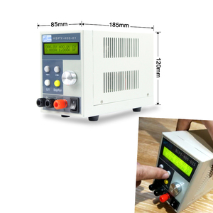 Image 5 - Lab DC POWER SUPPLY Adjustable 0 300V 0 3A Programmable Professional Switching Regulated Power Source Power Control 220 V