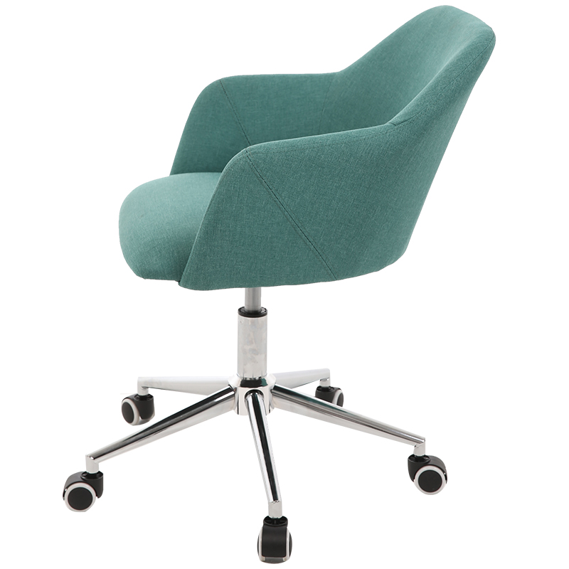 Computer Chair, Home Office Chair, Modern Simple Meeting Chair, Desk Chair, Lifting Cloth Chair, Comfortable Chair