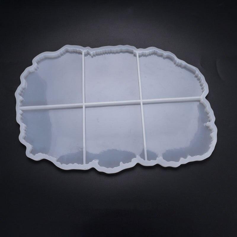 Силиконовая подставка с кристаллами, необычная подставка под горку, литые формы ручной работы, инструменты для изготовления