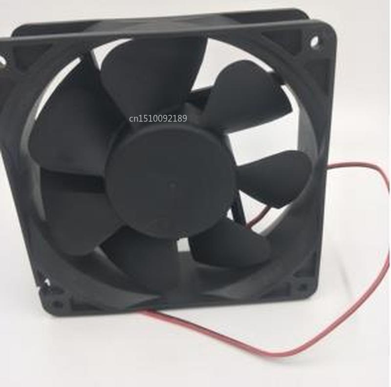For Delixi Electric G12038HD2SL DC24V 0.6A Inverter Fan Cabinet Cooling Fan Free Shipping