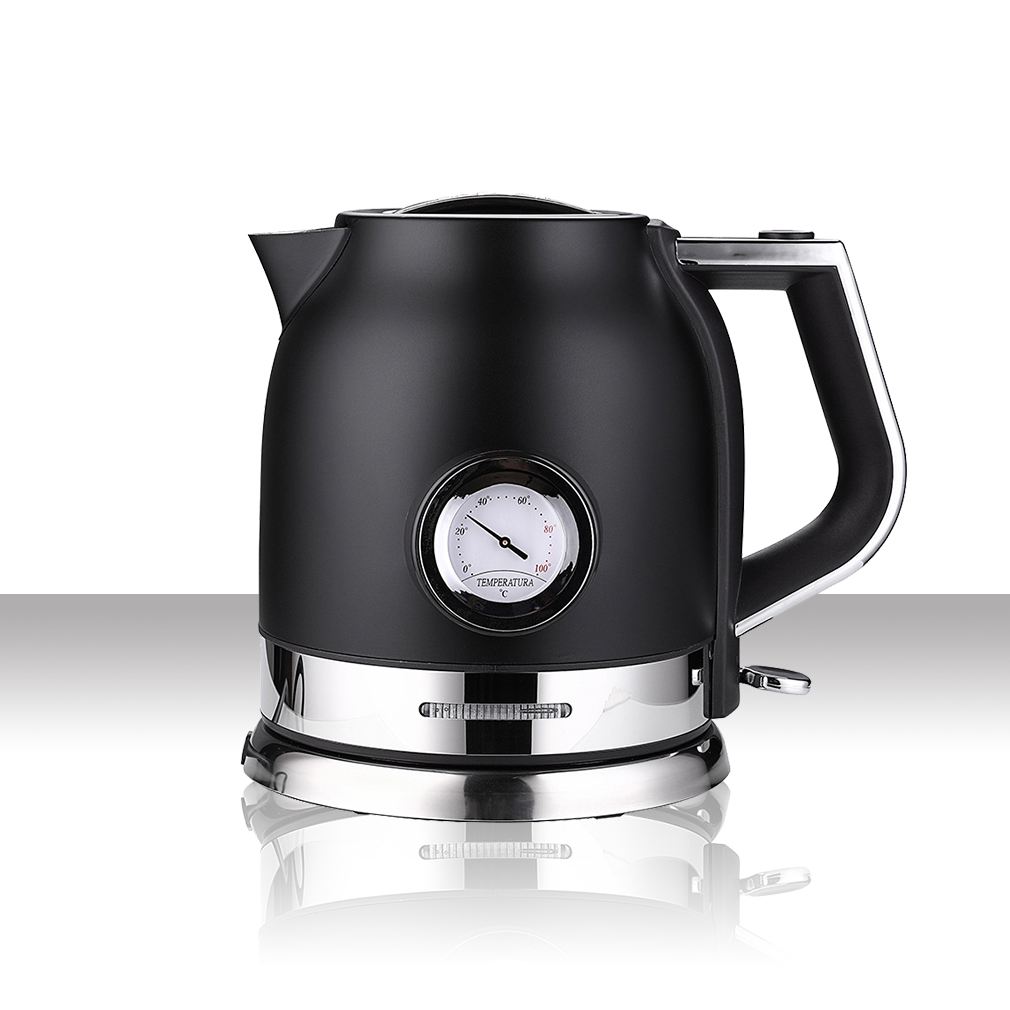 1.8L 304 Stainless Electric Kettle With Water Temperature Control Meter Household Quick Heating Electric Boiling Tea Pot Sonifer