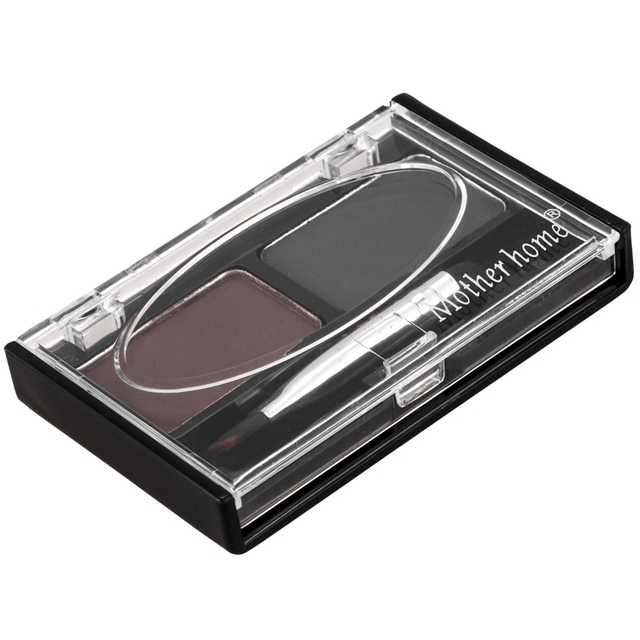 Eyebrow Stencils & Multi Color For Waterproof Eyebrow Shaping Powder Eyeshadow 1