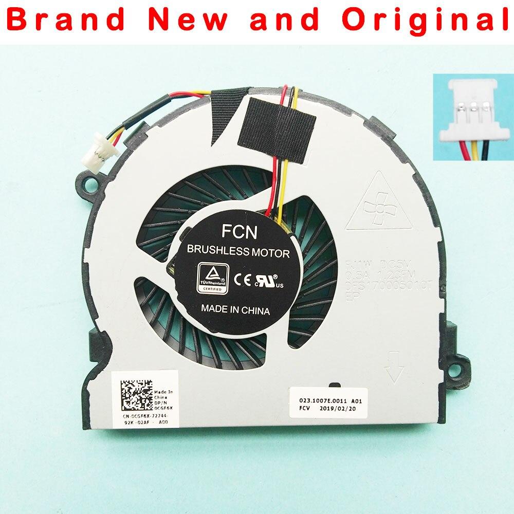 Новый вентилятор охлаждения процессора, радиатор охлаждения для Dell Inspiron 5447 5542 5543 5545 5547 5548 5445 5447 5557 5443 5441 5442|Кулеры/вентиляторы/системы охлаждения|   | АлиЭкспресс
