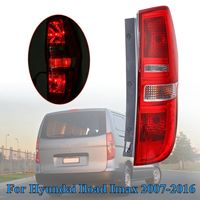 Left/ Right Car Rear Tail Light w/ Lamp Wire Harness for Hyundai Iload Imax 2007 2008 2009 2010 2011 2012 2013 2014 2015 2016