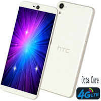 HTC 4G LTE GPS Smartphones Unlocked Octa Core Used 2G RAM+16G ROM 13MP 5.5INCH Dual SIM Mobile phones FM Android Celulares WIFI 2