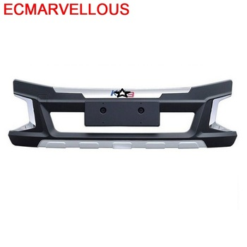 Exterior Modification Accessories Protecter Modified Rear Diffuser Front Styling Lip Tunning Car Bumper 15 16 17 FOR Kia Seltos