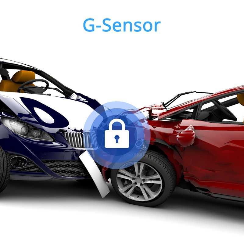 4K Встроенный Gps Wifi Автомобильный видеорегистратор для транспорта, с двумя объективами камера заднего вида видеокамера ночного видения Dashcam