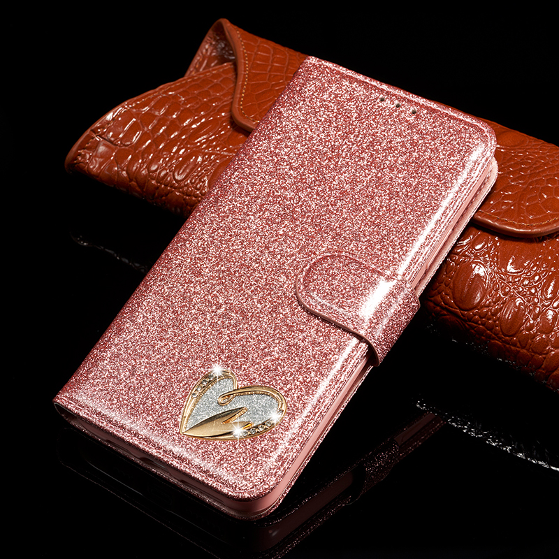 Bling Glitter Leather Case for iPhone 11/11 Pro/11 Pro Max 12