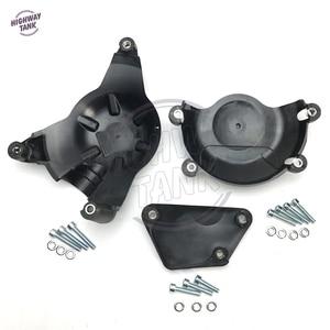 Image 2 - אופנועים מנוע כיסוי מגן מים משאבת מכסה מקרה עבור GB מירוץ עבור ימאהה YZF600 R6 2006 2020