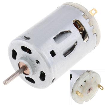 RS385 12V 3 9A 9800RPM silnik prądu stałego silnik zdalnie sterowanym samochodowym zabawka elektryczna silnik włosów silnik suszarki z szczotką węglową ERS-385S-2270-57 tanie i dobre opinie CN (pochodzenie) Rohs NONE Does not apply Bezszczotkowy EPC_EES_519 Mikro silnika Przeciwwybuchowe 6 13W Other 3 - 36V 9800 rpm
