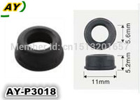 free shipping 500pieces good quality fuel injector pintle cap fuel injector insulation cap for repair kit (AY P3018)|injector pintle cap|pintle capfuel injector -