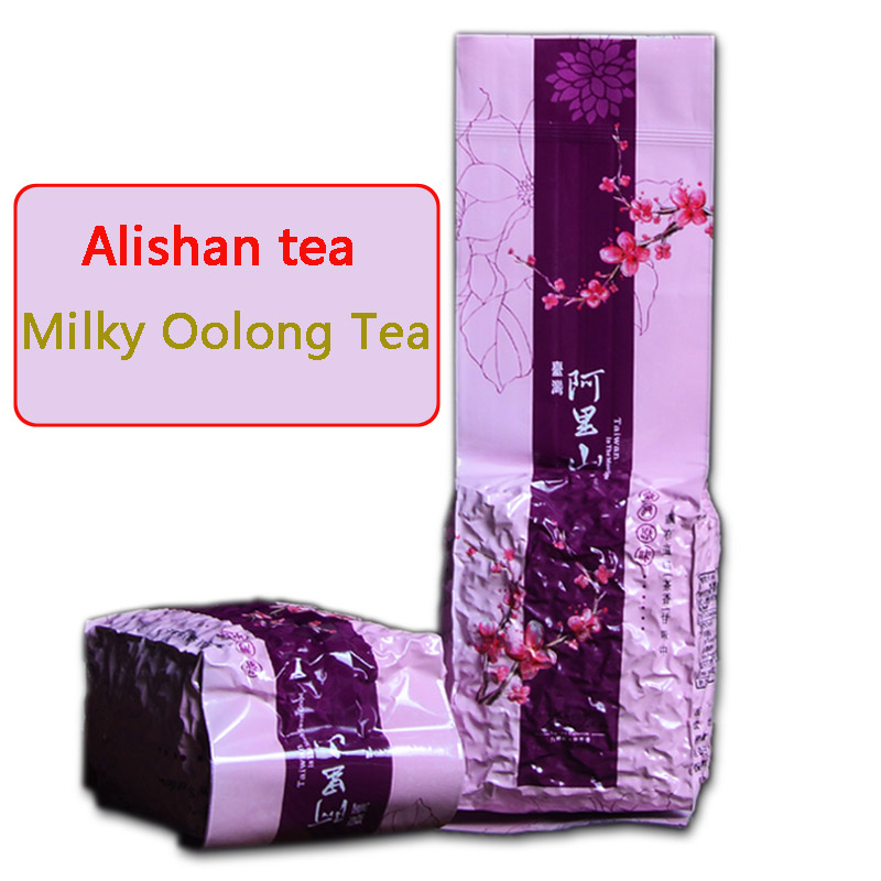 Oolong Tea Taiwan Milk Oolong Tea Alishan Tea Bag 150 G 300 G Organic Green Tea