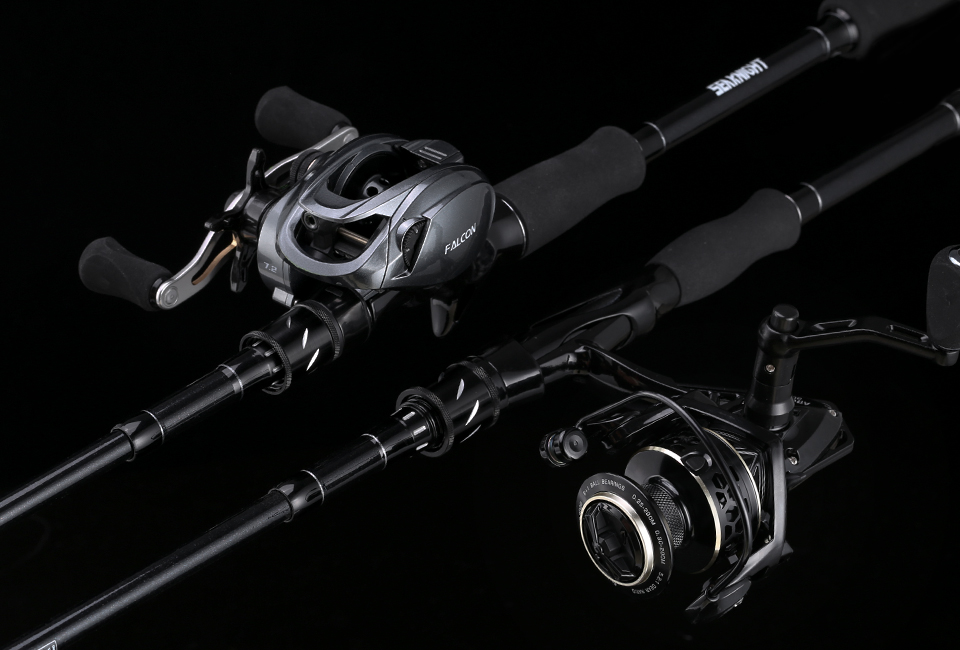 SeaKnight 2019 New Arrival Sange II Lure fishing rods names
