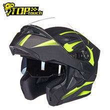 Gxt Новый мотоциклетный шлем с откидной крышкой для мотокросса