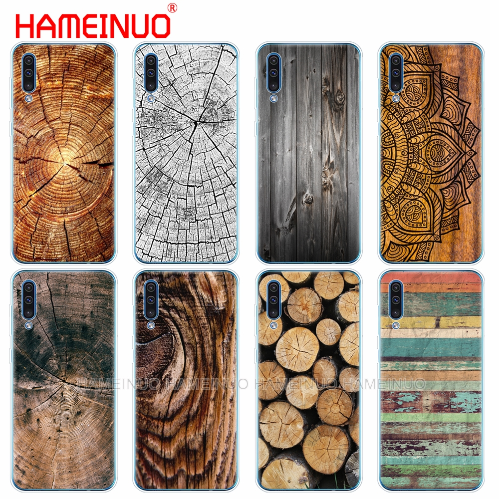 silicon phone cover <font><b>case</b></font> for <font><b>Samsung</b></font> <font><b>Galaxy</b></font> S10 E PLUS A10 A20 A30 <font><b>A40</b></font> A50 A70 A10E A20E M20 coque bumper Pattern <font><b>wood</b></font> textures image