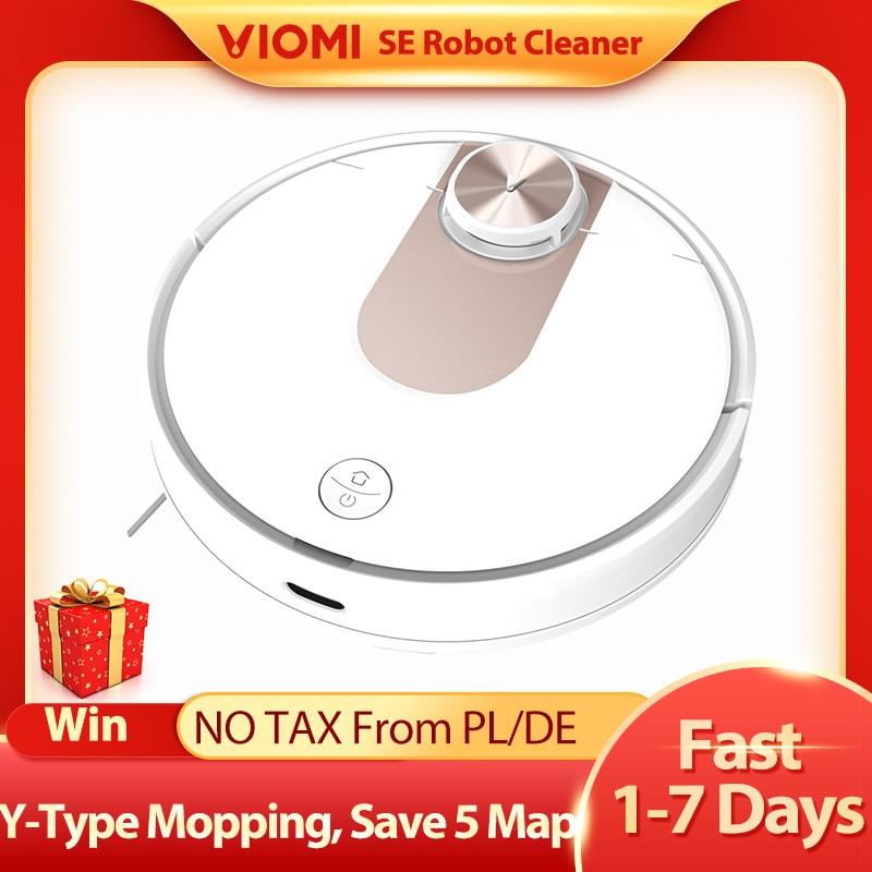 Robot sprzątający VIOMI SE z Polski za $217.90 / ~824zł