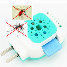 Handig Muggen Killer Lamp Led Bug Zapper Anti Mosquito Killer Lamp Insect Trap Lamp Killer Thuis Woonkamer Ongediertebestrijding(China)