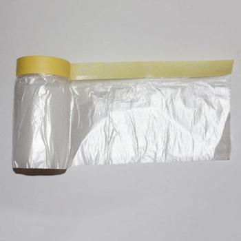 20m de plástico Spray protector de cubierta de película de la pintura de aerosol de la película de protección para la pintura del coche de plástico de goma adhesiva película