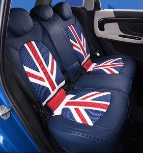 Image 5 - רכב עבור BMW מיני קופר R59 סיטונאי עמיד למים עור אוטומטי מושב מגן אביזרי רכב אביזרים