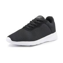 36-47 New 2021 Men Sports Tennis Shoes Women Light Breathable Fitnes Sneakers Male Footwear Light Soft Jogging Trainer Masculino
