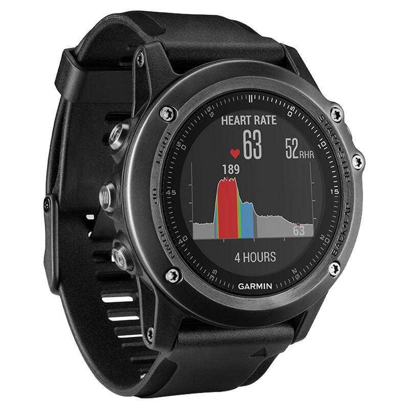 Zycbeautiful para reloj inteligente deportivo Original garmin fenix3 montañismo y altitud GPS