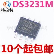 5 шт./лот DS3231MZ SOP8 DS3231M SOP-8 DS3231 SOP новые и оригинальные