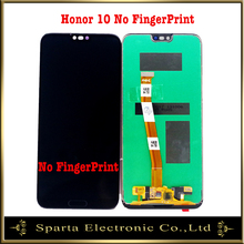 For Huawei Honor 10 LCD Display Screen With Touch Screen Panel  Assembly For Huawei Honor10 Lcd 8 4inch lcd panel with screen double lamp control in the 640 480 aa084vc03 lcd screen