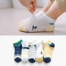 Alta qualidade malha de algodão dos desenhos animados sorriso base design verão primavera menino recém-nascido crianças bebê meninas respirável meias japão quente