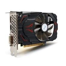 Yeni AMD ekran kartı RX 550 4GB 128Bit GDDR5 RX 550D grafik kartları AMD RX 500 serisi VGA kartları RX560 470 570 460 580 480
