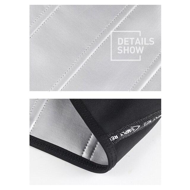Hot Sports Belt Yoga Slimming Shaping Belt Ladies Fitness Shapewear Sweat Nano Tummy Belt 5