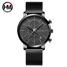Quartz Watch For Men Watches Male Clock