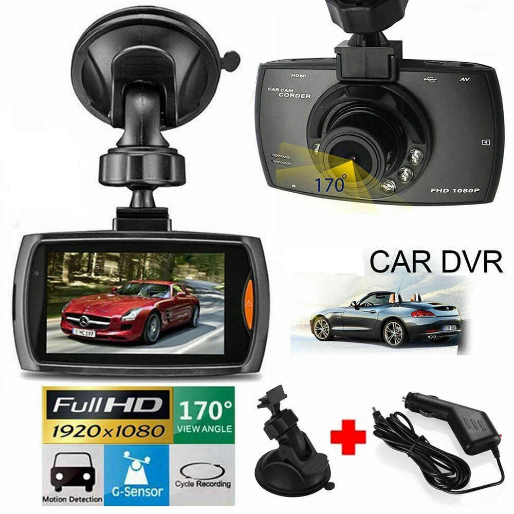 2.4'' Full HD 1080P Dash <font><b>Cam</b></font> <font><b>Car</b></font> <font><b>DVR</b></font> Driving Security Camera Recorder G-sensor Dash <font><b>Cam</b></font> <font><b>USB</b></font> With Motion Detection Night Vision image
