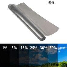 Tinting-Sticker Film Glass Car Window Auto-Windshield-Tint Uv-Protection Solar New