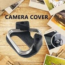 Прикрепить ремень камеры использовать треугольной формы замена передачи пряжки мини легко установить ремень крюк Сплит кольцо съемный