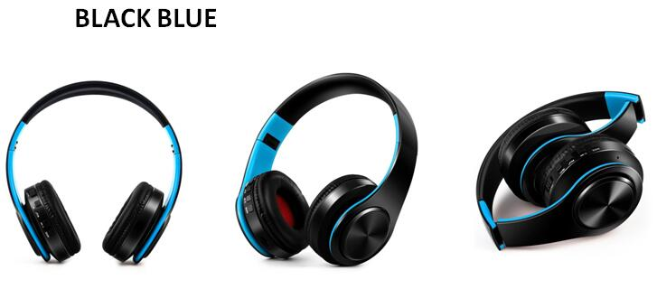 headphones Bluetooth Headset earphone Wireless Headphones Stereo Foldable Sport Earphone Microphone headset Handfree MP3 player