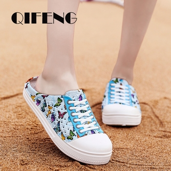 Summer Outside Women Slippers Beach Shoes Casual Fashion Outdoor Sandals Spring Jelly Shoes Female Indoor Slides Slippers Flats 1